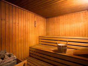 Sauna of the ÖJAB-Haus Niederösterreich 2.