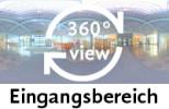 360-Grad-Aufnahme Eingangsbereich