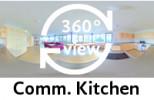 360°-view Communal Kitchen