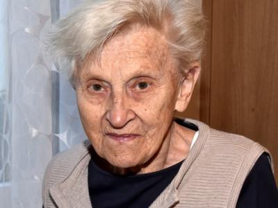 Martha Gölisz (87)