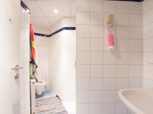 Badezimmer in der Generationen-WG Neumargareten in der Hauskagasse.