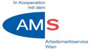 Logo AMS Wien.