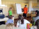 Interaktiver Ernährungsunterricht in den Räumlichkeiten des ÖJAB-Hauses Bad Gleichenberg vermitteln Freude an gesunder Ernährung.