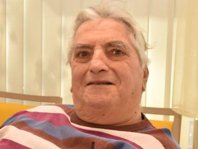 Franz Stimpfl (74)
