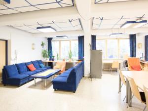Gemeinschaftsraum im ÖJAB-Haus Salzburg in Wien.