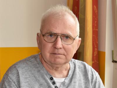 Portraitfoto Walter Josef.