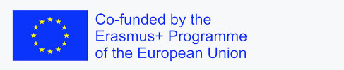 Logo Erarmus+ Programme of the European Union