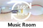 360-view of music room
