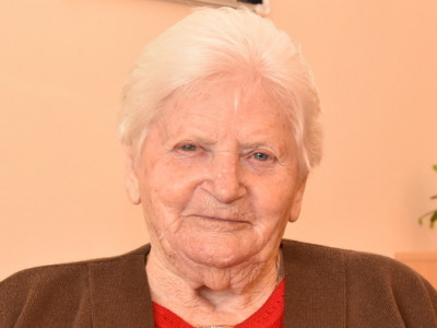 Maria Wagner (96)
