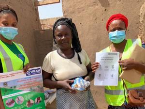 Natürliche Seifen für die Bevölkerung in Burkina Faso