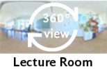 360-view of the Lecture Room.