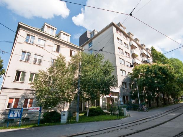 Generationen Wohnen im Dachgeschoss des ÖJAB-Hauses Neumargareten.
