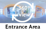 360-view of entrance area