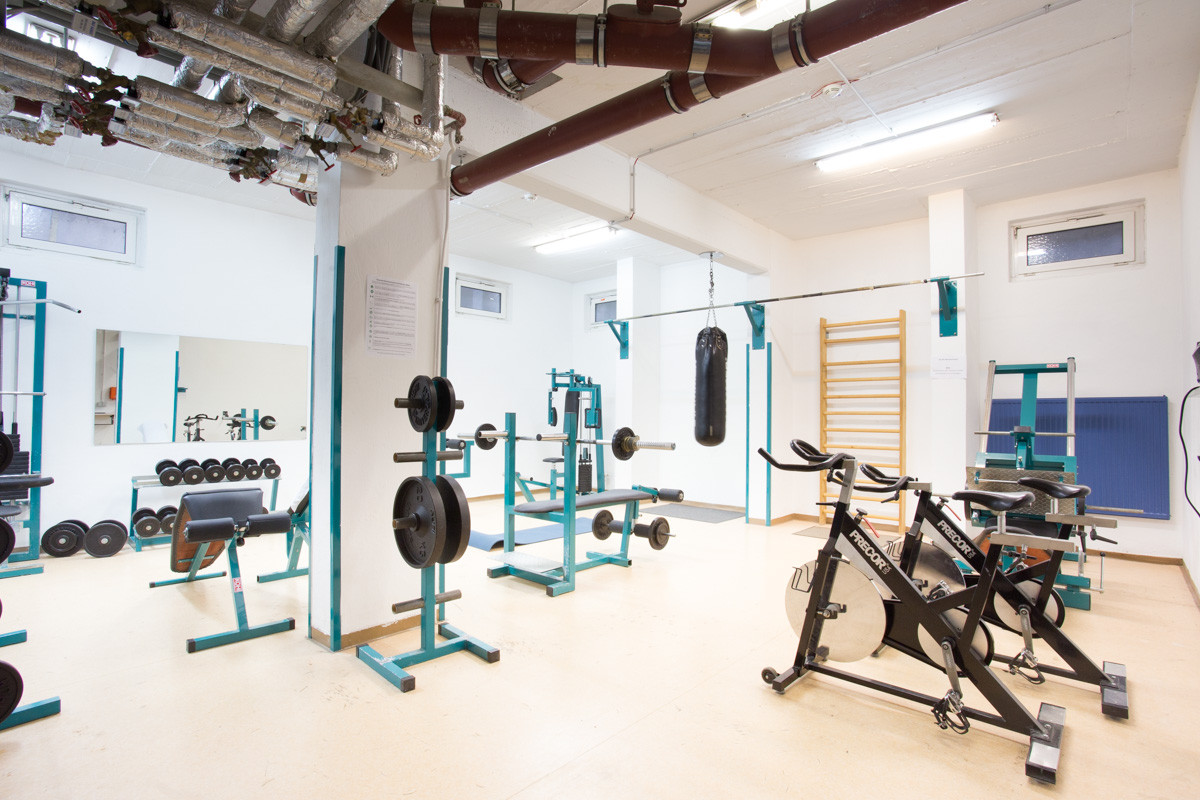 Symbolic image of the fitness room at ÖJAB-Haus Mödling in Mödling.