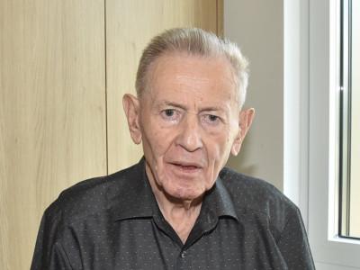 Portraitfoto Alfons Bauer.