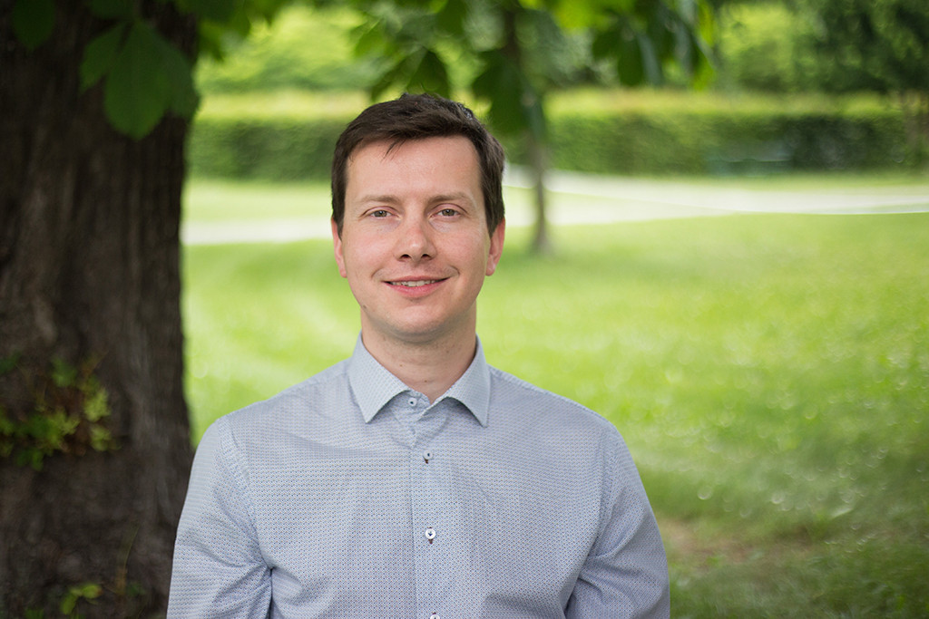 Heimleiter des ÖJAB-Hauses Johannesgasse Konrad Prommegger.