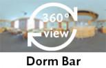 360-view of a Dorm Bar.