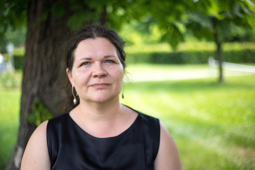 Heimleiterin des ÖJAB-Hauses Burgenland 1 Jelena Mortigjija-Reiter