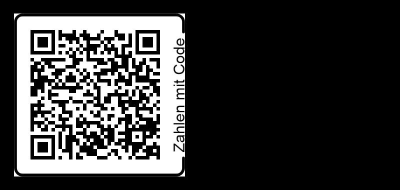 QR-Code für das Erste-Bankkonto ÖJAB-Flüchtlingshilfe Greifenstein.
