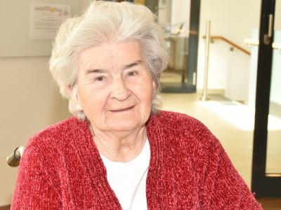 Klara Geosics (85)