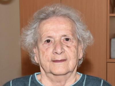Gisela Horvatits (90)