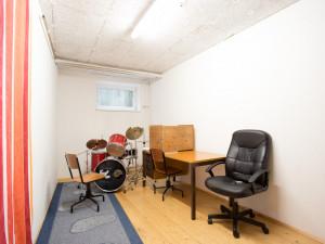 Music practice room of the ÖJAB-Haus Eisenstadt.