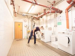 Waschsalon des ÖJAB-Hauses Burgenland 3.