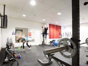 Fitnessraum des ÖJAB-Hauses Burgenland 2.