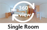 360° view of single room