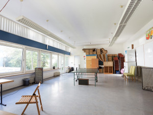Veranstaltungsraum des ÖJAB-Hauses Peter Jordan.