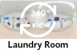 360-view of the Laundry Room.