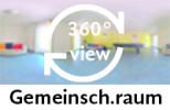 360-Grad-Aufnahme: Gemeinschaftsraum