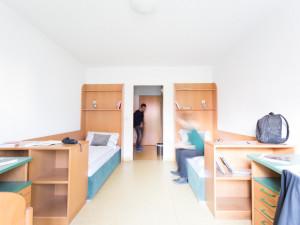 Zweibettzimmer im ÖJAB-Europahaus Dr. Bruno Buchwieser.