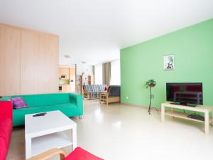 Television room of the ÖJAB-Haus Niederösterreich 2.