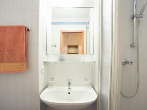 Badezimmer im ÖJAB-Haus Eisenstadt.