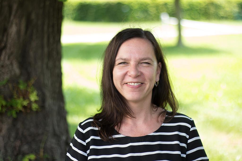 Heimleiterin des ÖJAB-Hauses Donaufeld Ruth Aschauer.