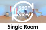 360°-view Single Room