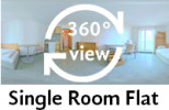 360°-view Single Room Flat