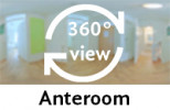 360° view of anteroom