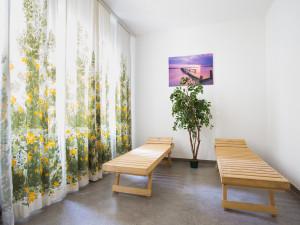 Meditationsraum im ÖJAB-Haus Donaufeld.