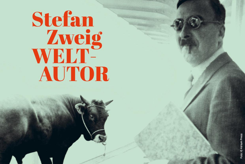 Stefan Zweig ist bis heute einer der meistgelesenen deutschsprachigen AutorInnen.