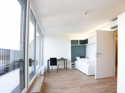 Double Suite with View at the ÖJAB-Haus Niederösterreich 1.