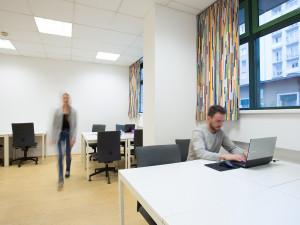 Lecture room of the ÖJAB-Haus Steiermark.