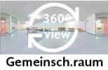 360-Grad-Aufnahme Gemeinschaftsraum