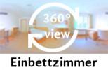 Thumbnail: Einbettzimmer