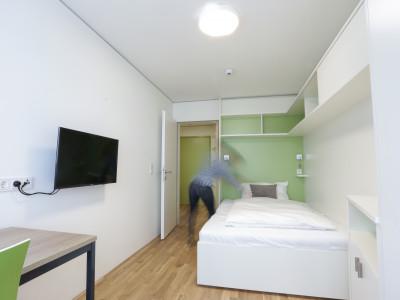Single Studio at the ÖJAB-Haus Niederösterreich 1.