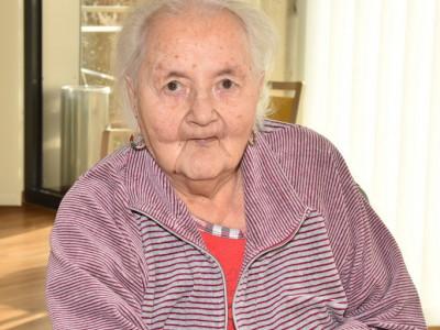 Antonia Rauscher (91)