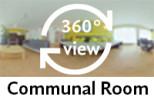 360° view of communal room