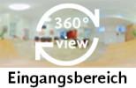 360-Grad-Aufnahme: Eingangsbereich