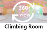 360° view of climbing room